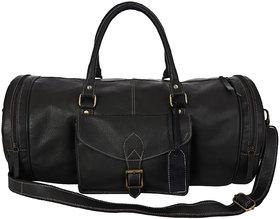GUGALINDIA Genuine Leather Jim Bag Round