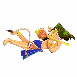 CrafToi - Hanuman