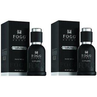 Explore EDP Perfume for Men Pack of 2 50ML each 100ML