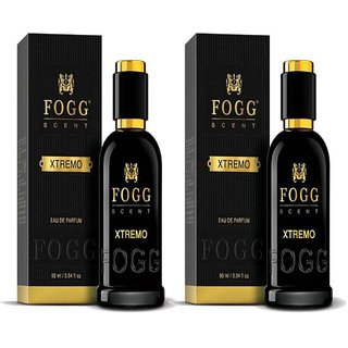 Xtremo EDP Perfume for Men Pack of 2 90ML each 180ML