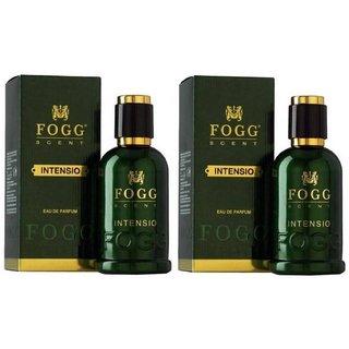Intensio EDP Perfume for Men Pack of 2 90ML each 180ML