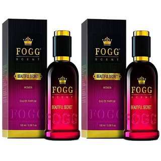 Beautiful Secret EDP Perfume for Women Pack of 2 90ML each 180ML