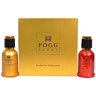 The Chief and The Commander Gift Set for Men Women 50ML Each 100ML