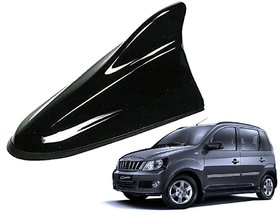 Auto Addict Premium Quality Car Black Shark Fin Replacement Signal Receiver For Mahindra Quanto