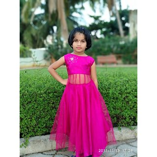 kids party wear lehenga