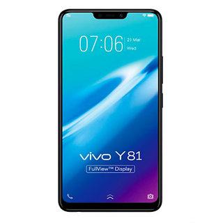 Vivo Y81 with 6.22''HD display,3gb-32gb