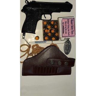 Manav 9mm  Black Pistol