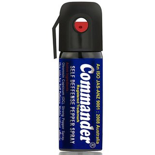 Commander Self Defence Pepper Spray