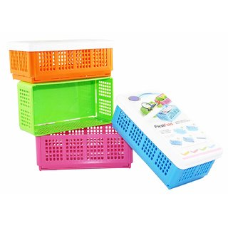 sell net retail Flexi Fold Space Saving Multipurpose Boxes ( pack of 2 )