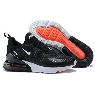 new styles 9e272 5e78e Nike Air Max 270 Black Running Shoe