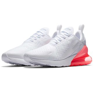 size 40 2d43a 75f7d Nike Air Max 270 White Running Shoe