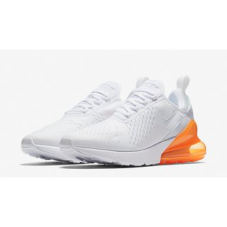 finest selection 58833 44d06 Buy Nike Air Max 270 White Running Shoe Online - Get 72% Off