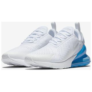 finest selection e39b6 d36b0 Buy Nike Air Max 270 White Running Shoe Online - Get 72% Off