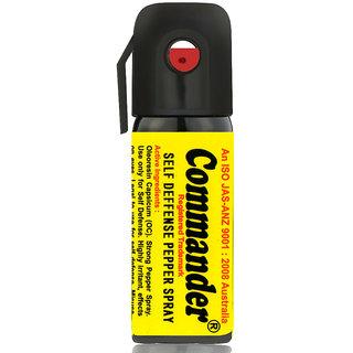 Commander Self Defence Pepper Spray 50 ml