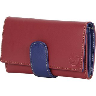 Styler King Casual Red Clutch
