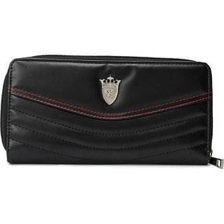 Styler King Casual Black Clutch