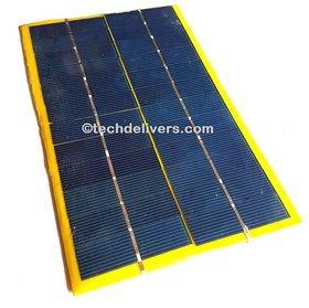 Solar Cell Panel 5.5V, 550mA, 3.025W