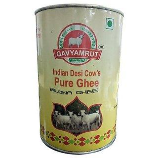 Gavyamrut Bilona Pure Desi Ghee Ghee 1 L