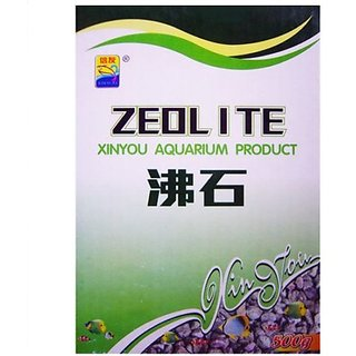 ZEOLITE  Aquarium filter media - 500 gm