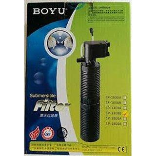 Boyu-SP-1300B-Aquarium-Submersible-Double-Stage-Internal-Filter-9w-400-L/H