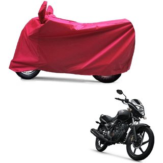 ABP Premium Red-Matty Bike Body Cover For Honda CB Unicorn 150