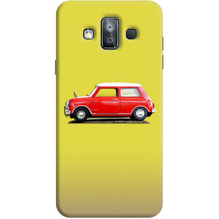 FABTODAY Back Cover for Samsung Galaxy J7 Duo - Design ID - 0918