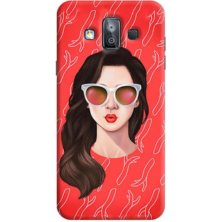 FABTODAY Back Cover for Samsung Galaxy J7 Duo - Design ID - 0588
