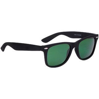TheWhoop Premium Polarized Goggles UV Protected Unisex Wayfarer Sunglasses