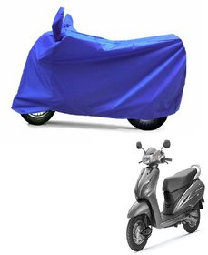 ABP Premium Blue-Matty Bike Body Cover For Honda Activa 5G