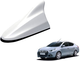 Auto Addict Premium Quality Car White Shark Fin Replacement Signal Receiver For Renault Scala