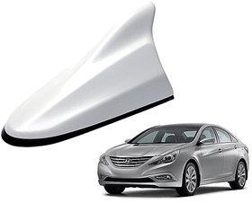 Auto Addict Premium Quality Car White Shark Fin Replacement Signal Receiver For Hyundai Sonata