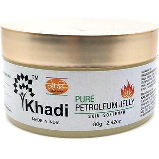 Khadi Pure Petroleum Jelly -80 Gm (Pack of 2)