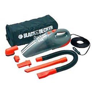 Black Decker ACV 1205 12 Volt Car Vacuum Cleaner