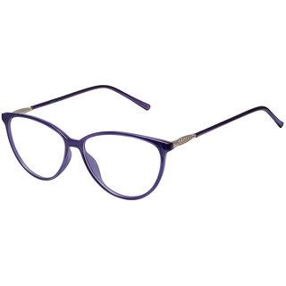 Cardon Purple Cateye Full Rim EyeFrame