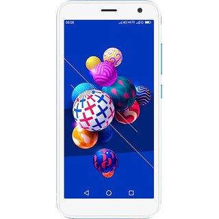 iVooMi iPro (Indie Blue, 8 GB)  (1 GB RAM)
