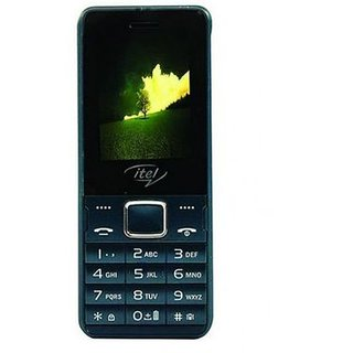 iTEL IT2190 Dual Sim,  1.8 Inch Display 1000 mAh Battery Mobile With Camera And Wireless FM