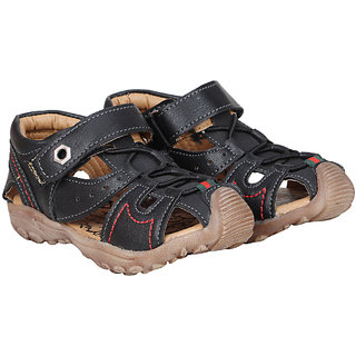 Buckled Up Fisherman Sandals