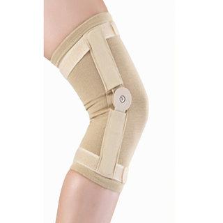 Kudize Hinged Knee Cap Tubular Knee Support Knee Sprain Strain Arthritis (Per Pcs) - L