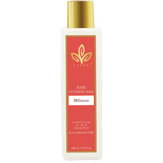 Herbal Sulfate free Hair Conditioner Hibiscus