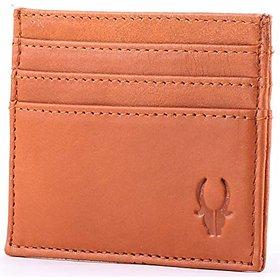WildHorn WH231 Brown Mens wallet