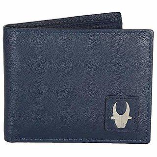 WildHorn Blue Mens Wallet (WHM101LB)