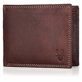 WildHorn Leather Blue Mens Wallet
