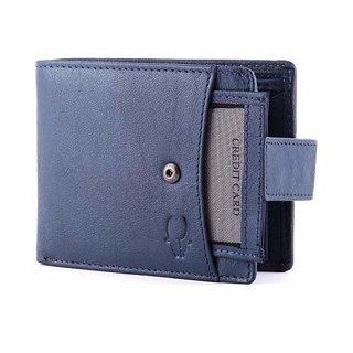 WildHorn WH472 Blue mens wallet