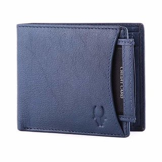 WildHorn wh647 Blue mens wallet
