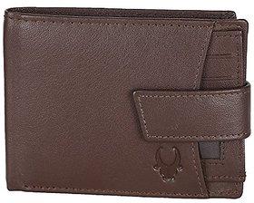 WildHorn Brown Mens Wallet (WH1011)