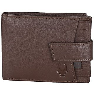WildHorn Brown Mens Wallet (WH1011)