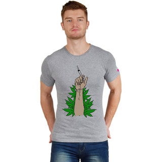 7e106a13c1 Graphic Printed T-Shirt | Shiva Hand| Half Sleeve Round Neck Cotton T-Shirt