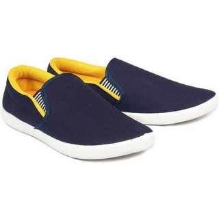 Hotstyle Men's Canvas Casual Loafer