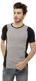 Ample Gray  Casual Men's T-Shirt
