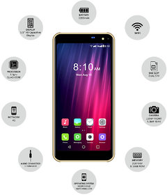 I Kall K8 New (5.5Inch Display, 4G, 2GB RAM, 16GB ) Mobile with Manufacturing Warranty